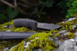 Bushcraft Messer mora