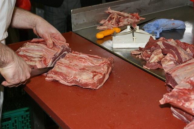 fleischermesser metzgermesser messer fleischer metzger set