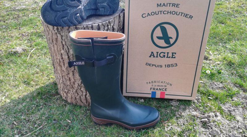 wholesale dealer cb27f ec18c Aigle Parcours 2 Jagd Gummistiefel, einer der besten ...