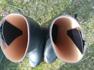 gummistiefel wade groß verstellbar test aigle parcours 2 vario schnalle